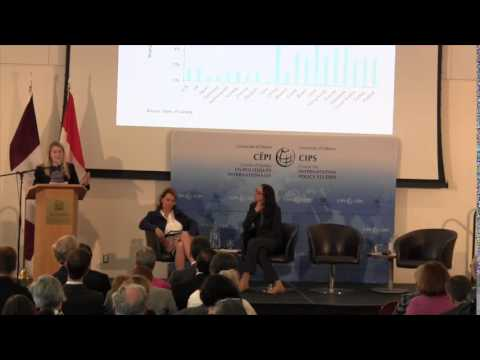 The Ottawa Forum, Session 2: International commerce and investment
