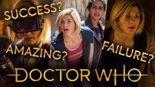 Is SERIES 11 Successful SO FAR? [Episodes 1-5] | Doctor Who Discussion