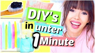 DIY's in unter 1 Minute 😍 | ViktoriaSarina