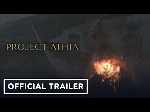 Project Athia - Official Reveal Trailer   PS5 Reveal Event