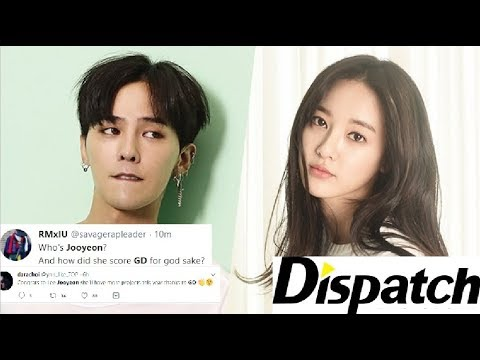 Hilarious Comments & Reactions On GD&Jooyeon Dating Confirmation By Dispatch