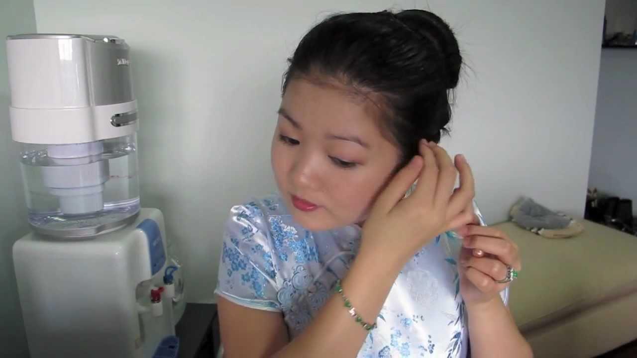 Elegant Qipao Look Youtube