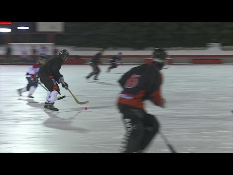 Roseville Preps For Women's Bandy World Championship