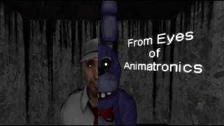 From Eyes of Animatronics. New FNAF 3D Night 1