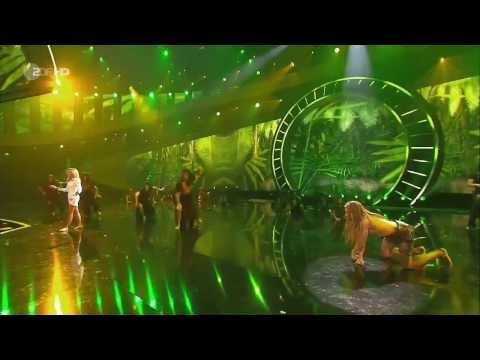 Disney's Musical Tarzan - Show mit Helene Fischer als Jane und dem Stage Apollo Theater Stuttgart