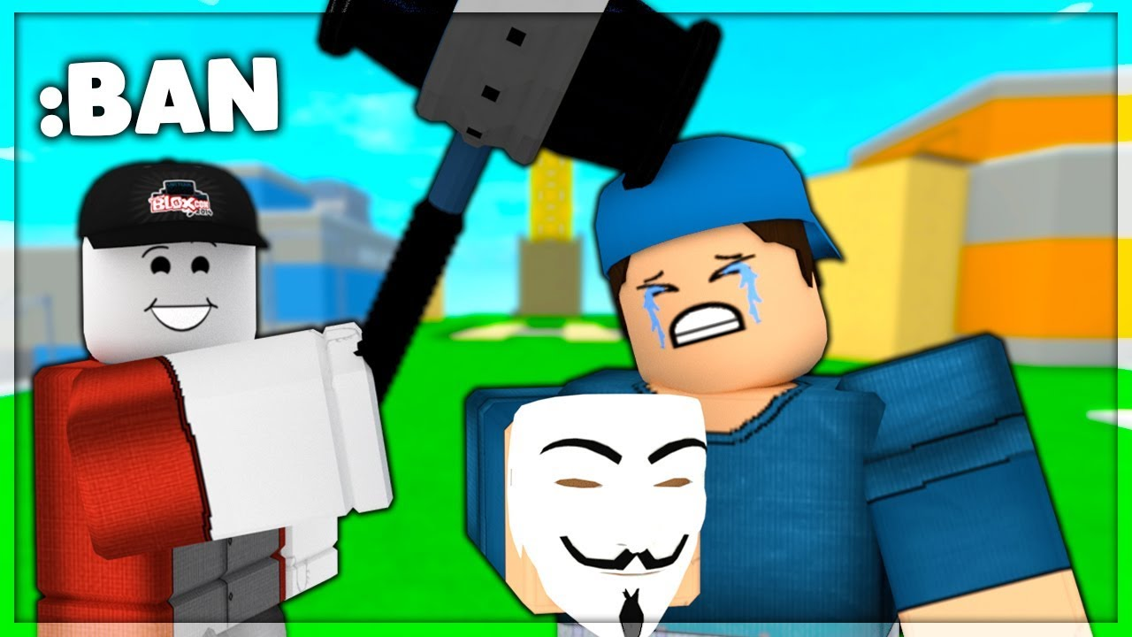 Level 0 To 100 In Arsenal He Got Banned Ep 9 Roblox Youtube