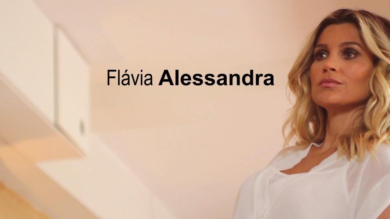 Flavia Alessandra Nude Photos 20