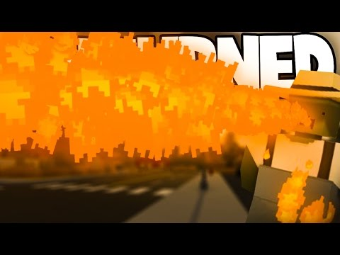 Unturned 3.17.2.0: FLAME THROWING ZOMBIES! (New Boss Zombie Quests, Industrial Gas Can)