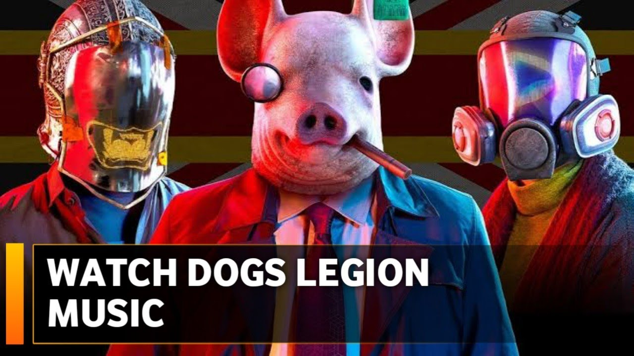 Watch Dogs Legion Song Oficial Youtube