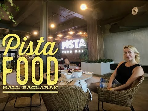 Pista Food Hall Lunch Buffet 5/F Victory Food Market Baclaran by HourPhilippines.com
