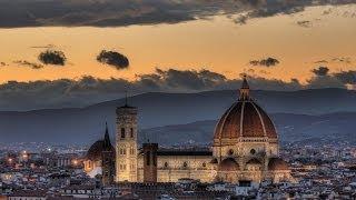 #917. Флоренция (Италия) (очень классно)(Самые красивые и большие города мира. Лучшие достопримечательности крупнейших мегаполисов. Великолепные..., 2014-07-03T20:57:58.000Z)