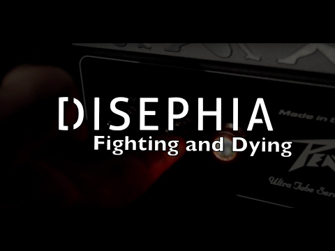DISEPHIA - Fighting and Dying [BAND PLAYTHROUGH - 2017]