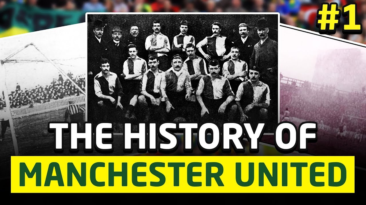 13a8ca724 The History  Manchester United - Episode  1 Origins  Newton Heath ...