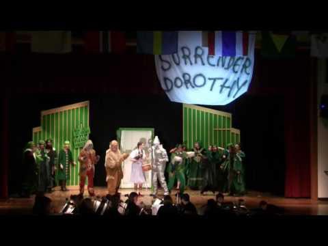 2016 Sultan High Musical - Wizard of Oz Act 2