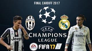 Prediksi Final UEFA Champions League 2016/17: Juventus Vs Real Madrid With GilangMainFIFA