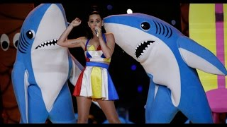 Katy Perry - Super Bowl 2015 Halftime Show