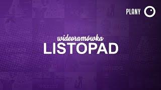 Nasze plany na LISTOPAD / Wideoramówka
