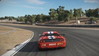 Project CARS 2 - 2001 Ferrari F355 Challenge at Laguna Seca
