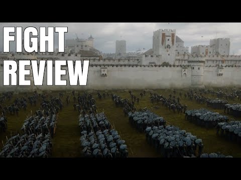 Siege of Casterly Rock | Game of Thrones episode 7x3 Battle Review