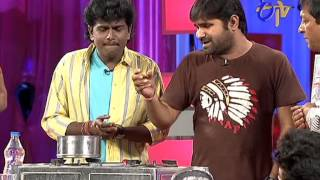 Jabardasth - Chalaki Chanti Performance on 28th November 2013