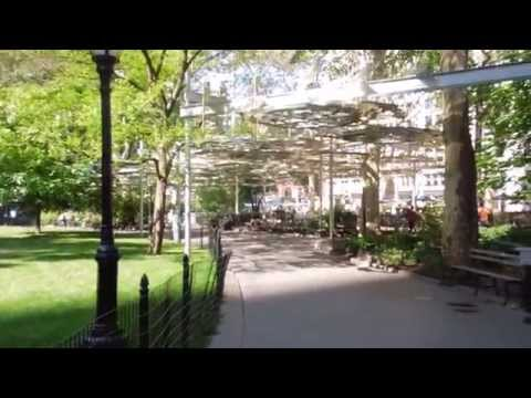 A Walk Through Madison Square Park / New York City / 2015
