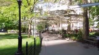 A Walk Through Madison Square Park / New York City / 2015