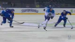 Italy vs. Kazakhstan - 2015 IIHF Ice Hockey World Championship Division I Group A