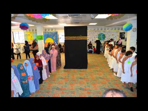 HMD and Al-Noor Islamic School Student Hajj