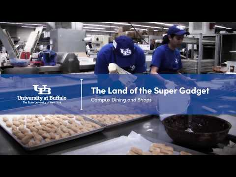 Campus Dining & Shops feeds the city of UB - Professional