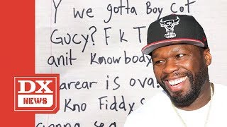 50 Cent Trolls Floyd Mayweather With Illiterate Instagram Shade Following T.I.'s Diss Song