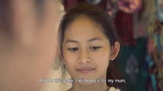 រឿង អប់រំ ខួបកំណើតកូនស្រី Daughter's Birthday, Khmer heart touching short film,