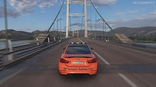 Gran Turismo Sport - Circuit de Sainte-Croix B - Onboard and Replay Lap [PS4 Pro]