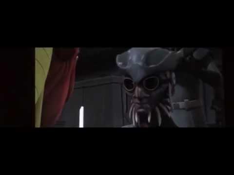 """Star Wars Rebels Season 2 Clip - Hondo and """"Lando"""""""
