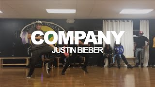 """Company"" by Justin Bieber 