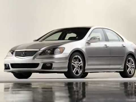 Acura Rl With Aspec Performance Package 2005 Youtube