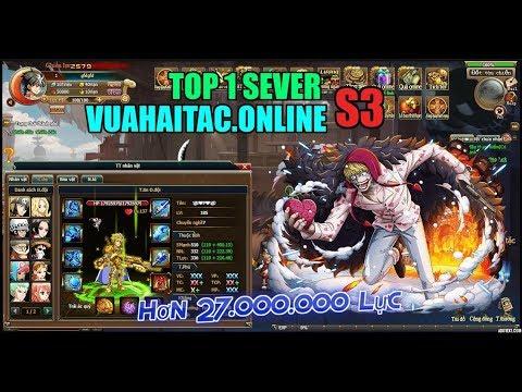 Bình Luận Game Vua Hải Tặc TRÙM SV VUAHAITAC.ONLINE S3 & SỰ THẤT VỌNG TỘT CÙNG :)))