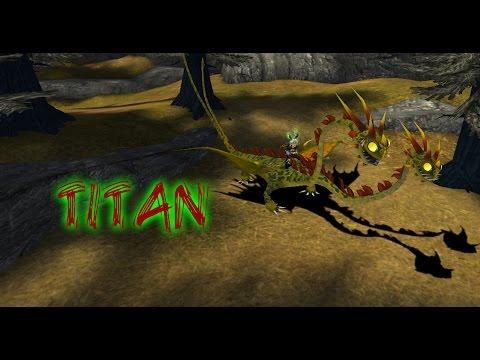 School of Dragons-Titan Hideous Zippleback - YouTube
