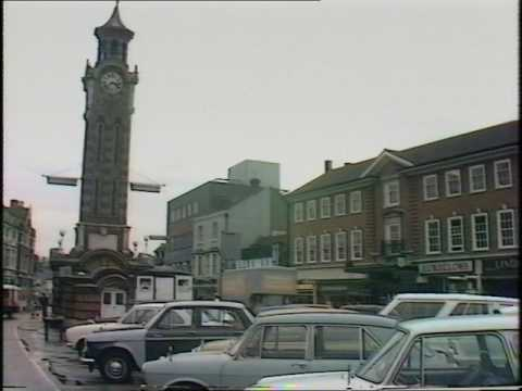 Vintage Epsom | Surrey | A town called...| 1975