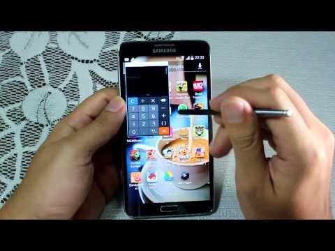 RESENHA Galaxy Note 3 (Review brasileiro)