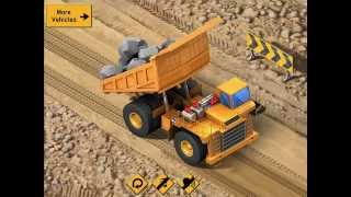 Kids Vehicles: Construction Hd For Ipad - Trailer
