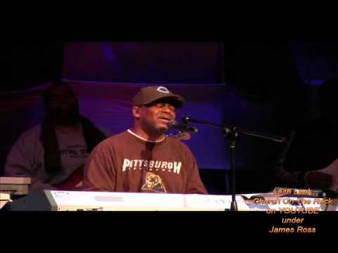 James Ross @ Keith Leak (Minister Of Music) - Church On The Rock - St. Louis