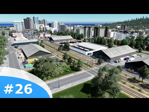 Cities Skylines - Littletown: 26 - They preparing for entertainment