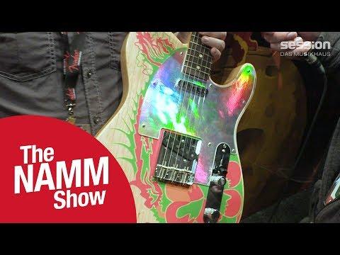 Jimmy Page Telecaster - Mit Olli auf der NAMM 2019 Mp3