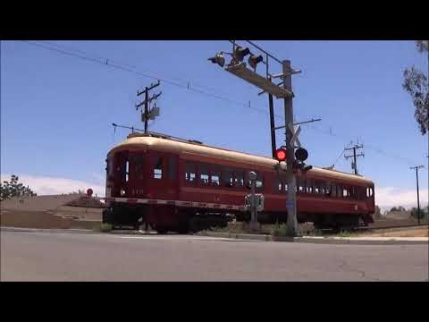 105 Years Old and Still Going! Ride on Pacific Electric 418