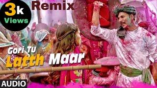 Gori Tu Latth Maar Song  Remix   Dj Ayush   Toilet ek Prem Katha 
