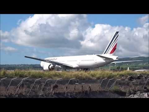 Plane Spotting @Roland Garros Airport -25 Mai 2017