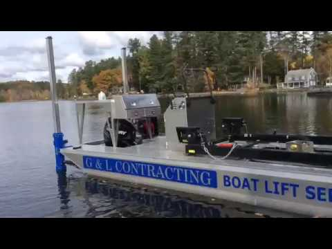 Clark Marine - Rob's Vlog - The Fork Barge