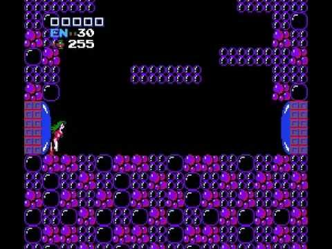 metroid JUSTIN BAILEY code NES