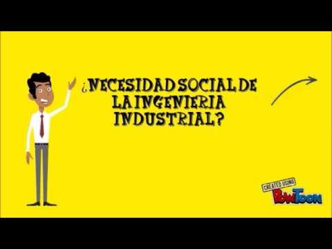 Necesidad Social de la Ingeniería Industrial 1E UTAN