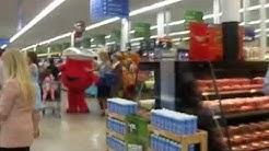 West Boca Walmart - Walking In
